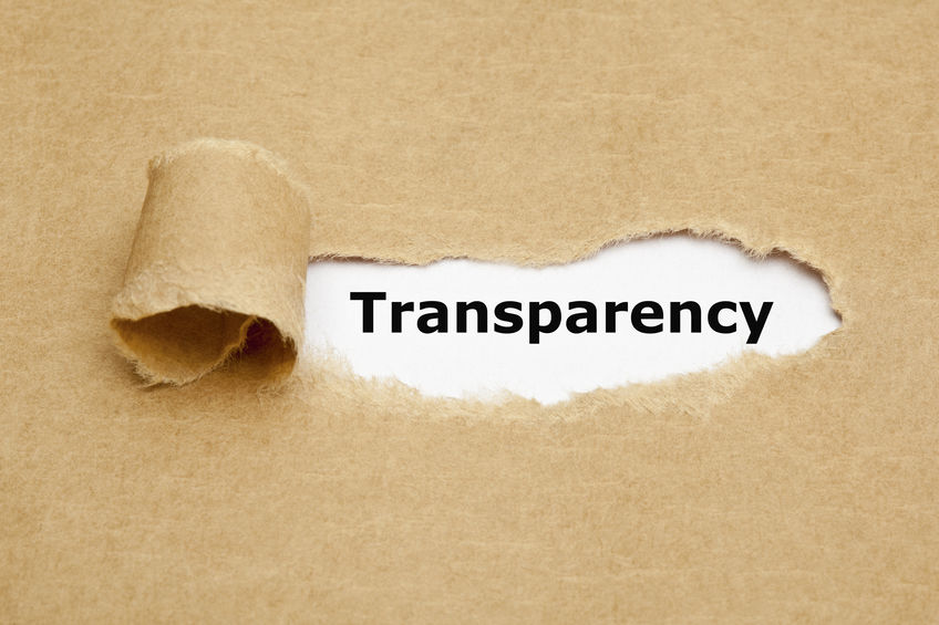 Transparency and collaborative divorce